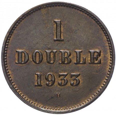 купить Гернси 1 дубль 1933
