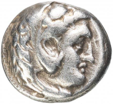 купить Греция, Македонское царство, Александр III Великий, (Селевк I Никатор) 311-305 годы до Р.Х., Драхма. (Вавилон) Буцефал