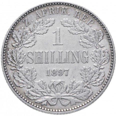 купить Южно-Африканская Республика (Трансвааль) 1 шиллинг 1897