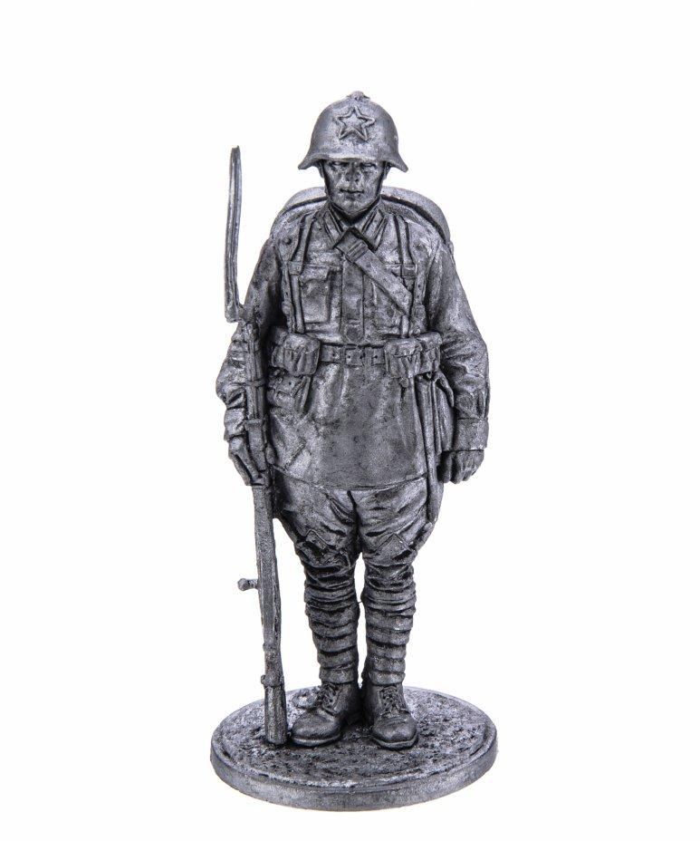 купить Оловянный солдатик, Красноармеец пехоты РККА, Россия, 2021