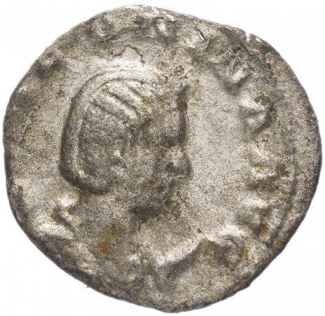 купить Римская Империя Салонина ум.259 г антониниан (реверс: Юнона стоит влево, в руках патера и скипетр)