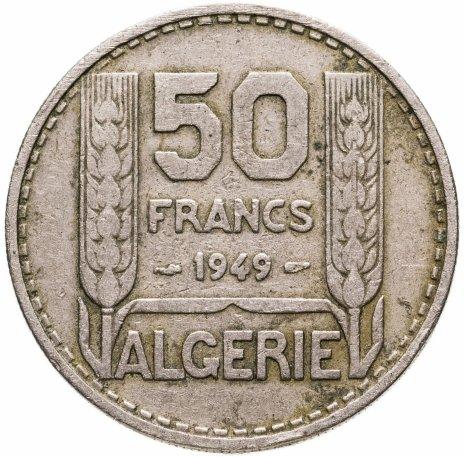 купить Алжир 20 франков 1949 (Французская колония)
