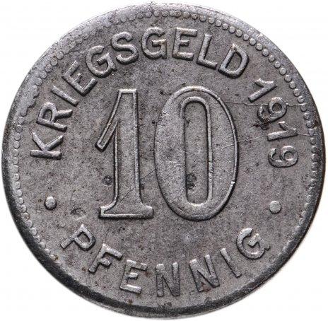 купить Германия, Боттроп 10 пфенниг 1919