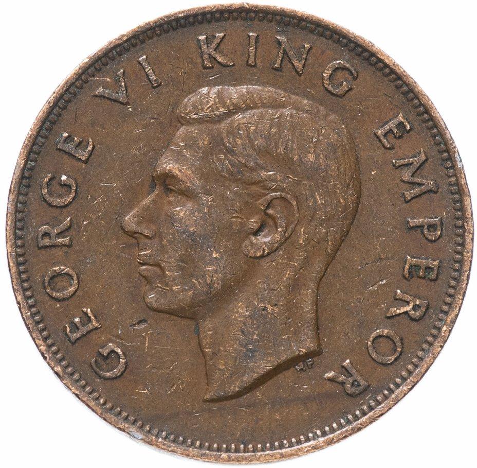 купить Новая Зеландия 1 пенни 1944