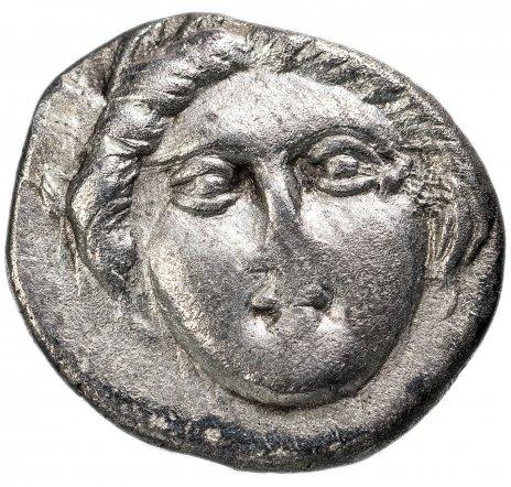 купить Фракия, Аполлония Понтийская, 410/404-341/323 годы до Р.Х., Диобол.