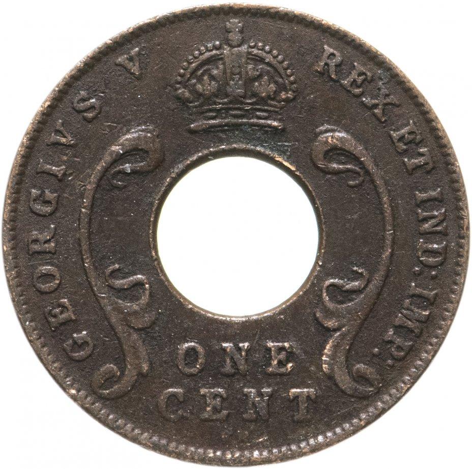 купить Британская Восточная Африка 1 цент (cent) 1928 KN