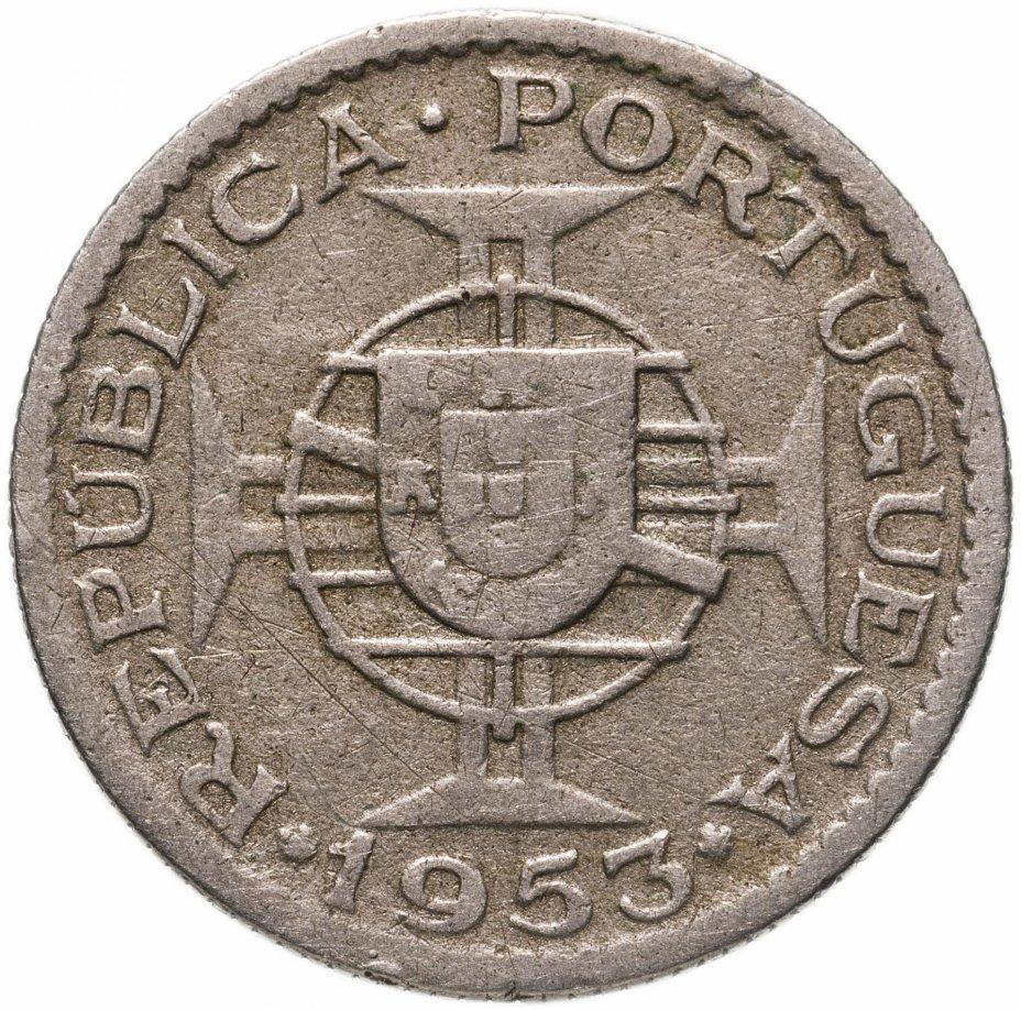 купить Ангола 2,5 эскудо (escudos) 1953