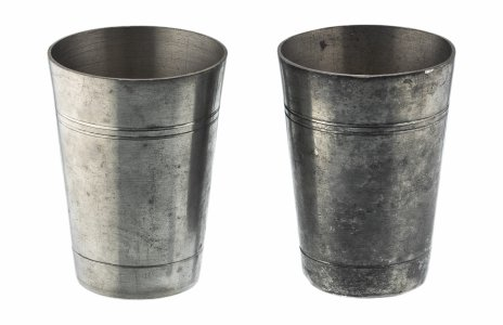 купить Набор из двух бокалов для вина, олово, Германия, 1970-1990 гг.