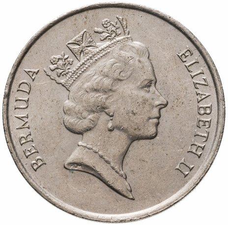 купить Бермуды 50 центов (cents) 1988