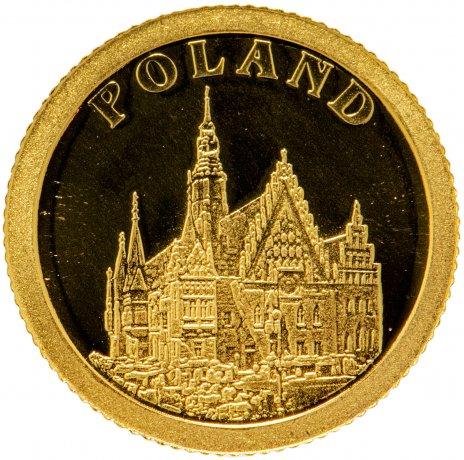 """купить Либерия 12 долларов 2008 """"Европейские страны - Польша"""""""