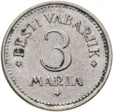 купить Эстония 3 марки 1922