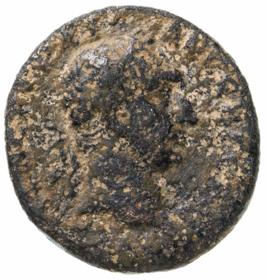 купить Римская империя, провинция Сирия, Траян, 98-117 годы, АЕ16.