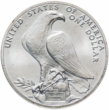 """купить США 1 доллар 1984 """"XXIII летние Олимпийские Игры, Лос-Анджелес 1984"""""""