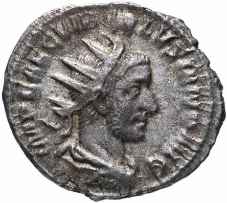 купить Римская империя, Волузиан, 251-253 годы, антониниан.