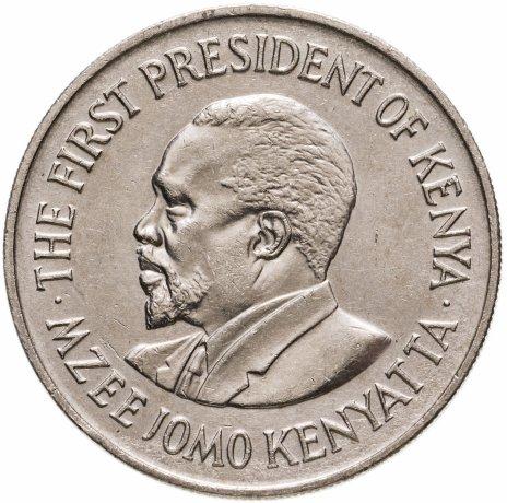 купить Кения 1 шиллинг (shilling) 1974