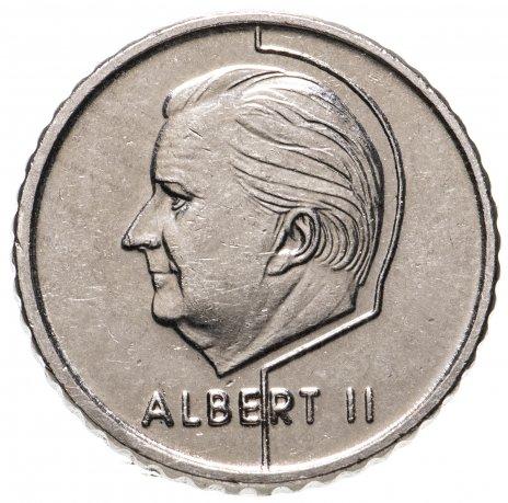 купить Бельгия 50 франков 2000 Чемпионат Европы по футболу. Фламандская версия