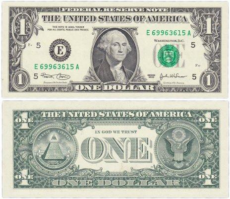 купить США 1 доллар 2003 (Pick 515a)