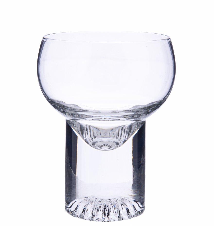 купить Стакан стеклянный лаконичной формы, стекло, Чехословакия, 1970-1990 гг.
