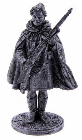купить Оловянный солдатик, Снайпер 528-го стрелкового полка Наталья Ковшова, Россия, 2021