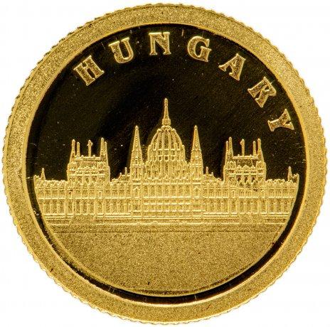 """купить Либерия 12 долларов 2008 """"Европейские страны - Венгрия"""""""