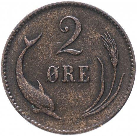 купить Дания 2 эре 1875