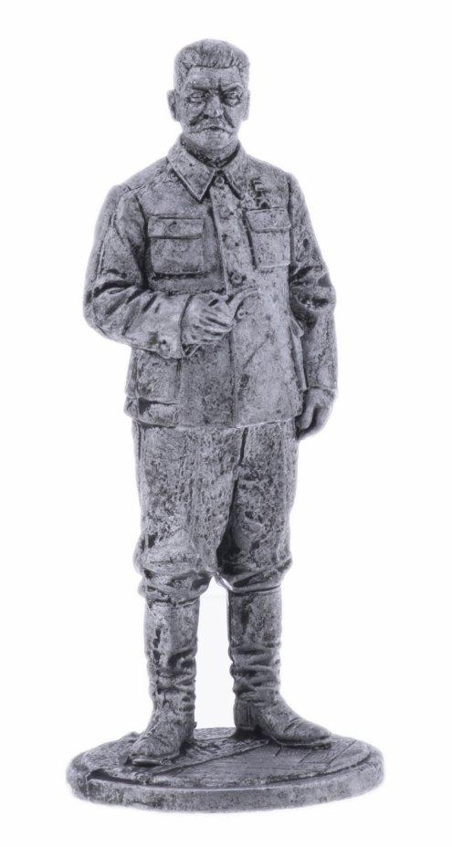 купить Оловянный солдатик, Генералиссимус СССР И.В. Сталин, Россия, 2021