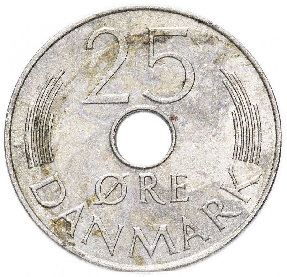 купить Дания 25 эре случайный год (1973-1988)