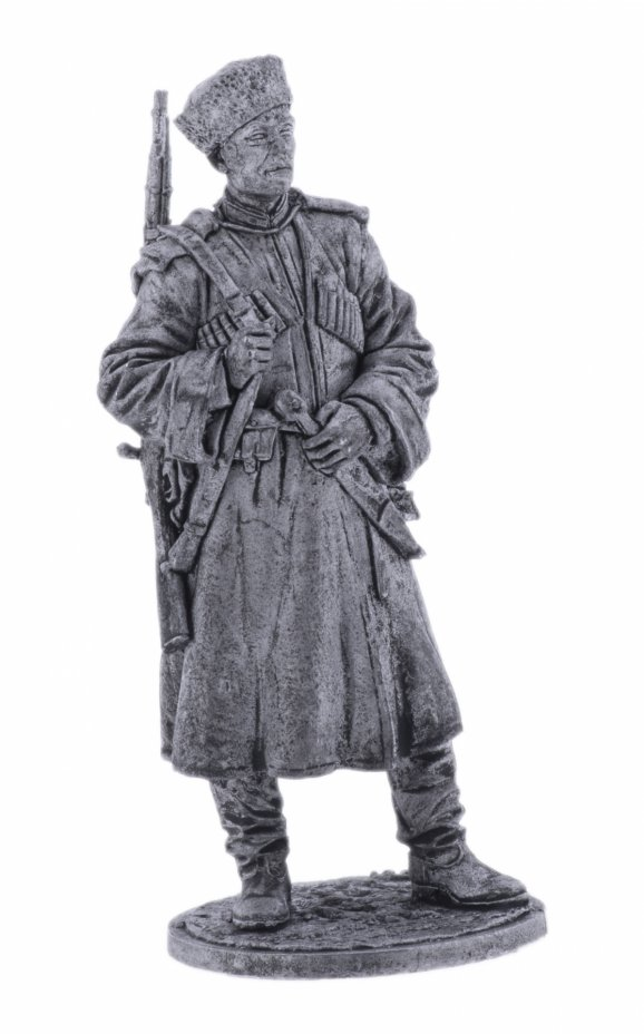 купить Оловянный солдатик, Красноармеец кубанских казачьих кавалерийских частей. 1939-43 гг., Россия, 2021