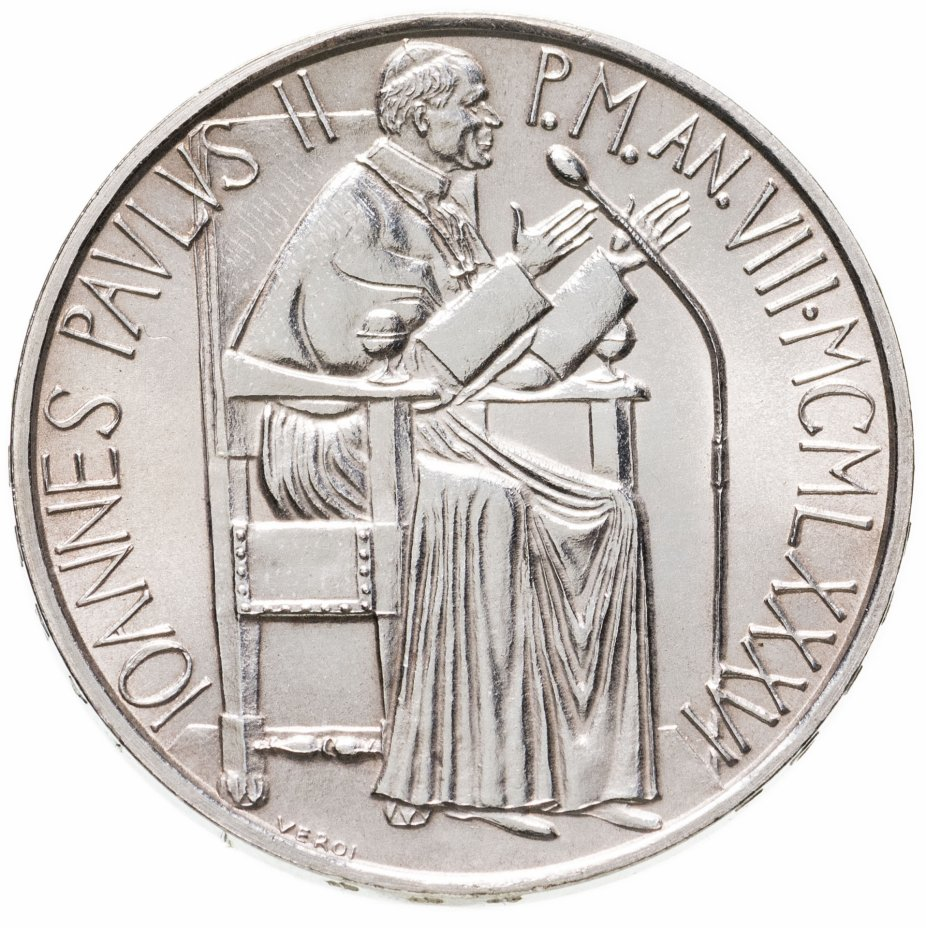 купить Ватикан 1000лир 1986