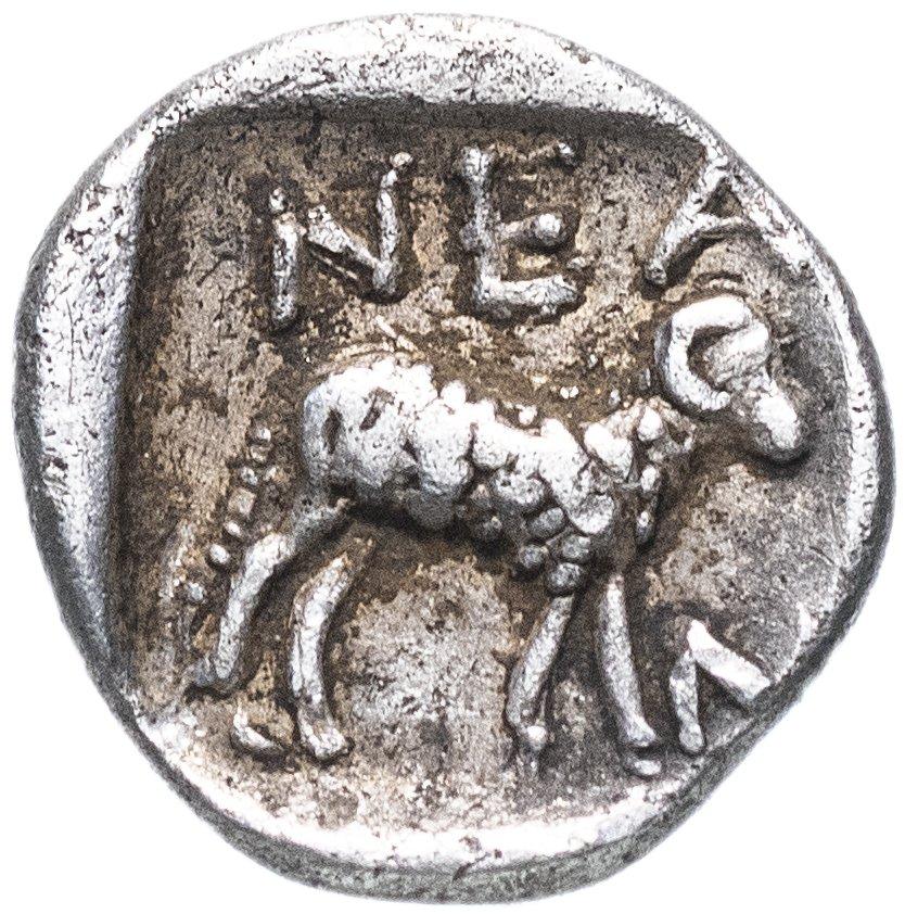 купить Троада, Неандрия, около 400 года до Р.Х., обол.