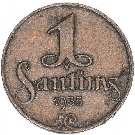купить Латвия 1 сантим 1935