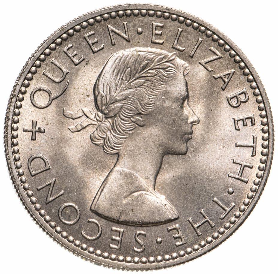 купить Новая Зеландия 1 шиллинг (shilling) 1963