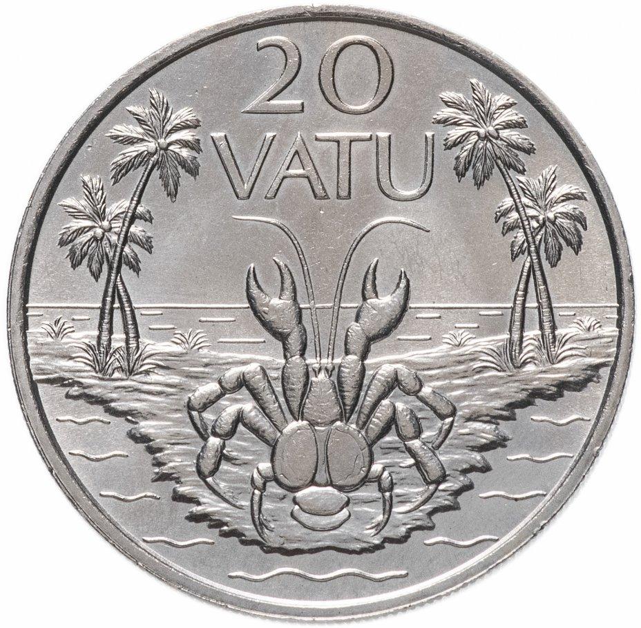 купить Вануату 20 вату (vatu) 1983