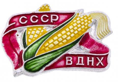 """купить Значок СССР,""""  ВДНХ"""", Сельское хозяйство,  ЛМД"""
