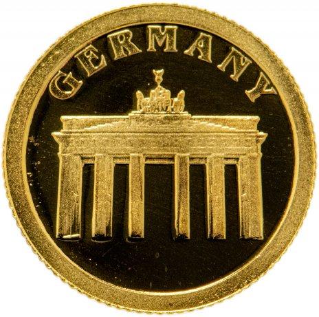"""купить Либерия 12 долларов 2008 """"Европейские страны - Германия"""""""