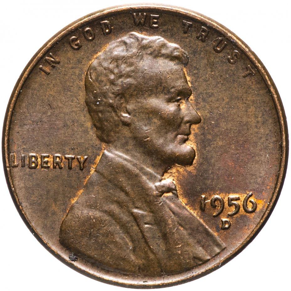 купить США 1 цент 1944-1958