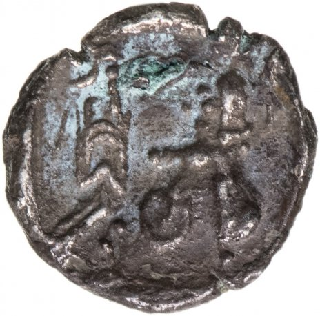 купить Финикия, Абд Аштарт II, 342-333 годы до Р.Х., 1/16 шекеля. корабль.