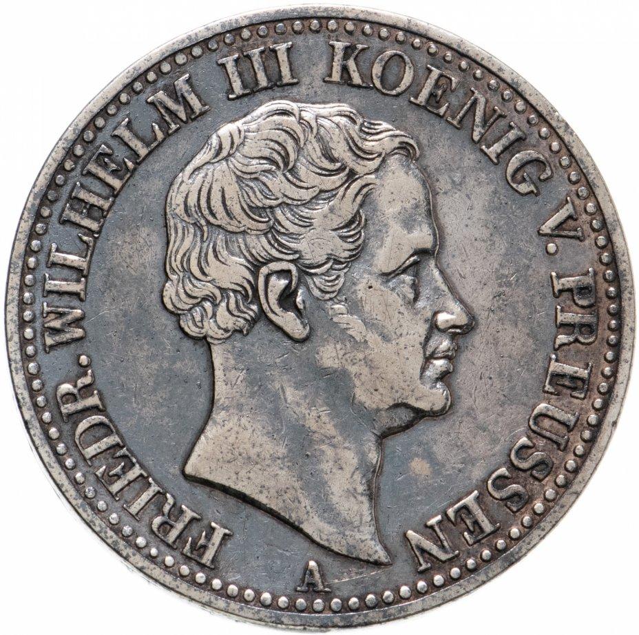 купить Германия 1 талер 1839
