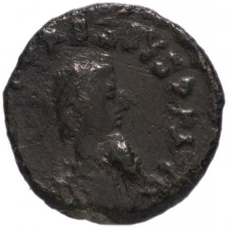 купить Римская Империя Гонорий 393-423 гг 4 денария (реверс: крест внутри лаврового венка)