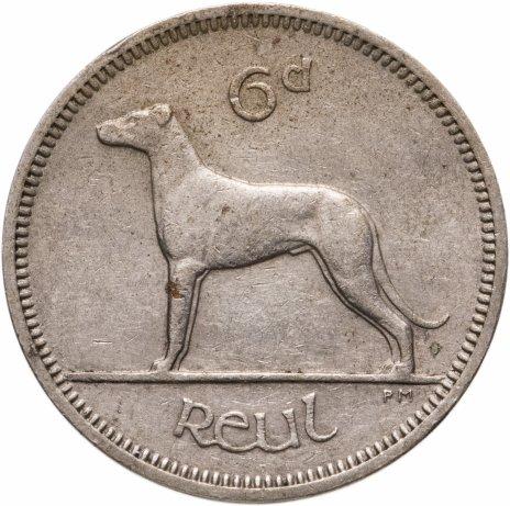 купить Ирландия 6 пенсов (pence) 1966