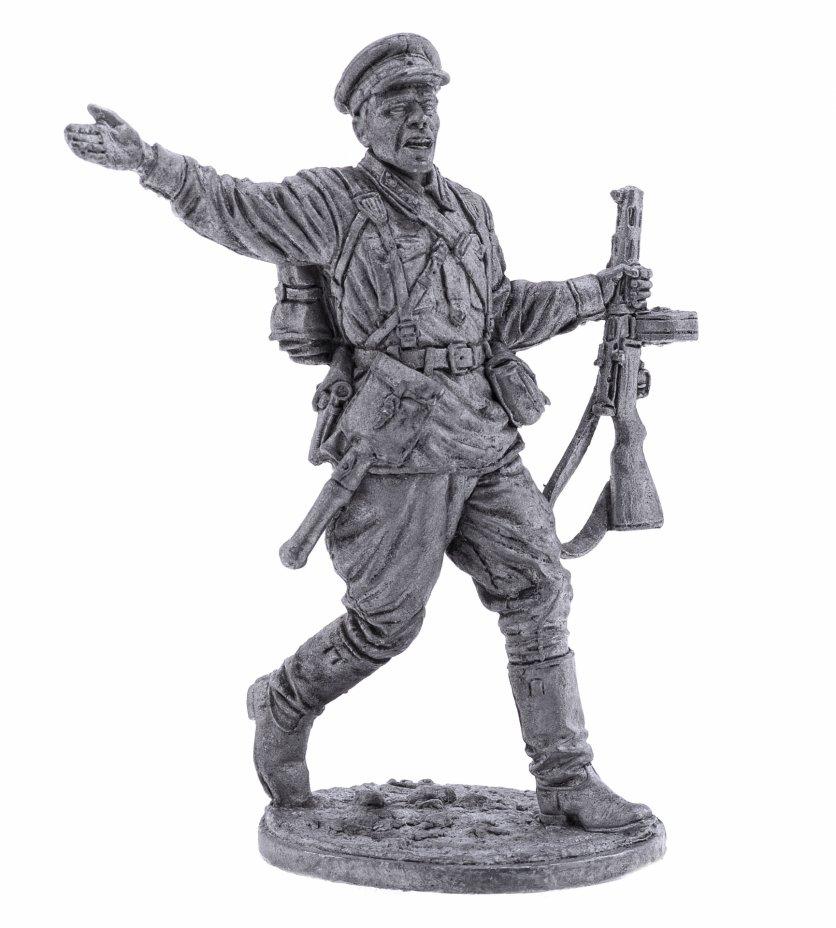 купить Оловянный солдатик, Старшина сержант пехоты РККА 1941-43 СССР, Россия, 2021