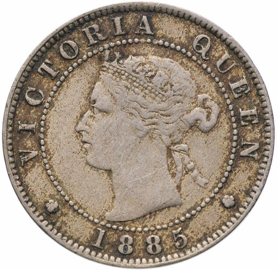 купить Ямайка (колония Великобритании) 1/2 пенни 1885