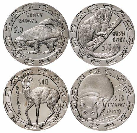 """купить Сьерра-Леоне 10 долларов 2008  """"Ночные животные"""""""