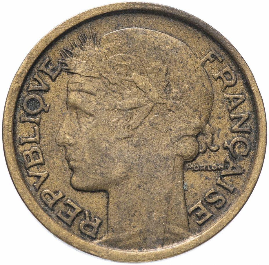 купить Франция 1 франк (franc) 1931-1941, случайная дата