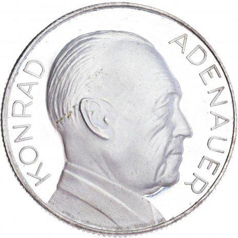 купить Германия медаль Конрад Аденауэр 1967