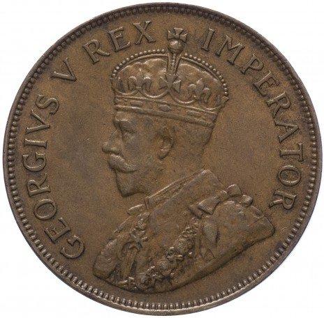 купить Южная Африка 1 пенни 1935