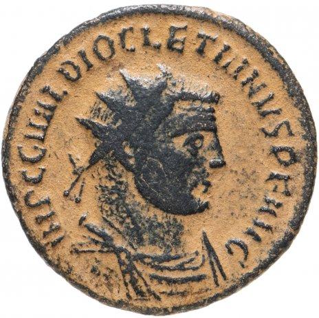 купить Римская империя, Диоклетиан, 284-305 годы, аврелианиан.