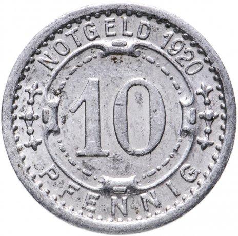 купить Германия, Виттен 10 пфенниг 1920
