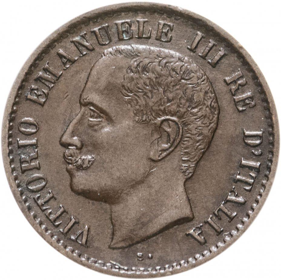 купить Италия 1 чентезимо (centesimo) 1904
