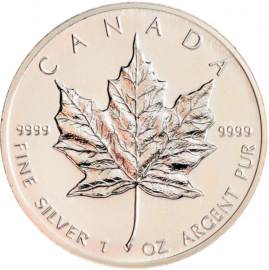 """купить Канада 5 долларов 1994 """"Кленовый лист"""""""